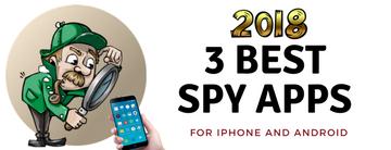 3 أفضل تطبيقات تجسس لآيفون وأندرويد